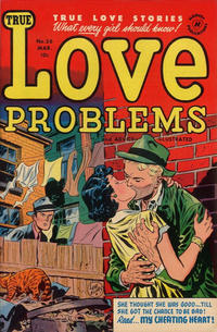 Cover Thumbnail for True Love Problems and Advice Illustrated (Harvey, 1949 series) #26