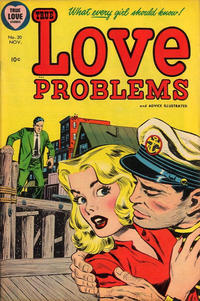 Cover Thumbnail for True Love Problems and Advice Illustrated (Harvey, 1949 series) #30