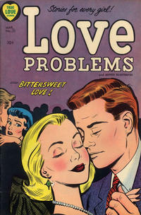 Cover Thumbnail for True Love Problems and Advice Illustrated (Harvey, 1949 series) #32