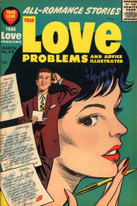 Cover Thumbnail for True Love Problems and Advice Illustrated (Harvey, 1949 series) #44