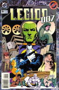 Cover Thumbnail for L.E.G.I.O.N. '94 Annual (DC, 1994 series) #5