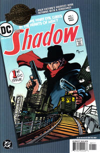 Cover Thumbnail for Millennium Edition: The Shadow No. 1 (DC, 2001 series)