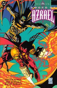 Cover Thumbnail for Batman: Sword of Azrael (DC, 1993 series) #[nn]