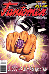 Cover Thumbnail for Fantomen (Egmont, 1997 series) #9/1998
