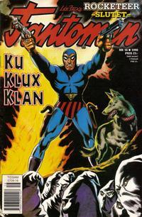 Cover Thumbnail for Fantomen (Egmont, 1997 series) #16/1998