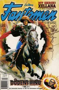 Cover Thumbnail for Fantomen (Egmont, 1997 series) #17/1998