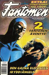 Cover Thumbnail for Fantomen (Egmont, 1997 series) #18/1998