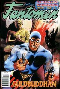 Cover Thumbnail for Fantomen (Egmont, 1997 series) #12/1999