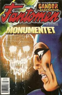 Cover Thumbnail for Fantomen (Egmont, 1997 series) #25/1999