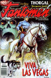 Cover Thumbnail for Fantomen (Egmont, 1997 series) #11/2000