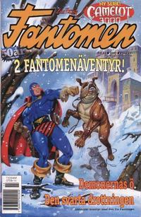 Cover Thumbnail for Fantomen (Egmont, 1997 series) #14/2000