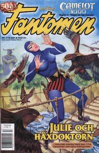 Cover Thumbnail for Fantomen (Egmont, 1997 series) #17/2000