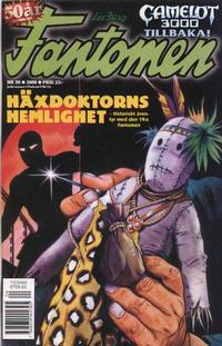 Cover Thumbnail for Fantomen (Egmont, 1997 series) #20/2000
