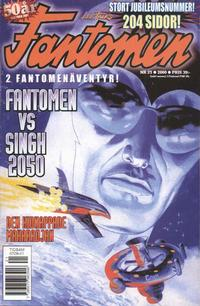 Cover Thumbnail for Fantomen (Egmont, 1997 series) #21/2000