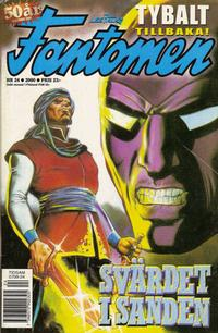 Cover Thumbnail for Fantomen (Egmont, 1997 series) #24/2000