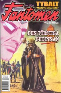 Cover Thumbnail for Fantomen (Egmont, 1997 series) #5/2001