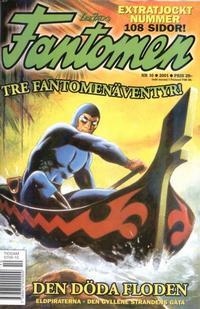 Cover Thumbnail for Fantomen (Egmont, 1997 series) #10/2001