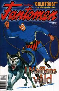 Cover Thumbnail for Fantomen (Egmont, 1997 series) #16/2001