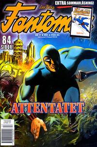 Cover Thumbnail for Fantomen (Egmont, 1997 series) #17/2001