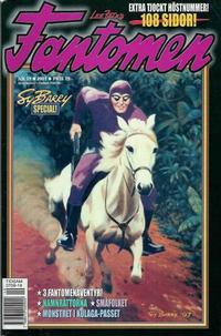 Cover Thumbnail for Fantomen (Egmont, 1997 series) #19/2001