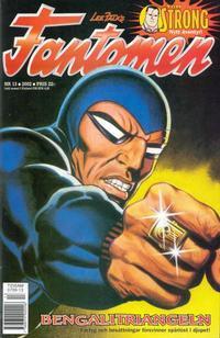 Cover Thumbnail for Fantomen (Egmont, 1997 series) #13/2002