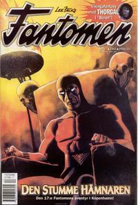 Cover Thumbnail for Fantomen (Egmont, 1997 series) #17/2002
