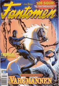Cover Thumbnail for Fantomen (Egmont, 1997 series) #18/2002