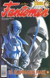 Cover Thumbnail for Fantomen (Egmont, 1997 series) #19/2002