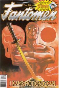 Cover Thumbnail for Fantomen (Egmont, 1997 series) #20/2002
