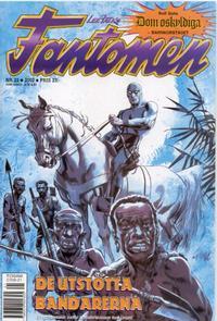 Cover Thumbnail for Fantomen (Egmont, 1997 series) #21/2002