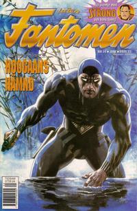 Cover Thumbnail for Fantomen (Egmont, 1997 series) #24/2002