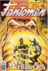 Cover Thumbnail for Fantomen (Egmont, 1997 series) #25/2002