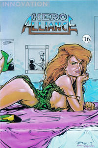 Cover Thumbnail for Hero Alliance (Innovation, 1989 series) #16