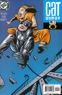 Cover Thumbnail for Catwoman (DC, 2002 series) #10