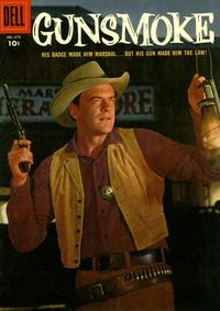 Cover for Four Color (Dell, 1942 series) #679 - Gunsmoke