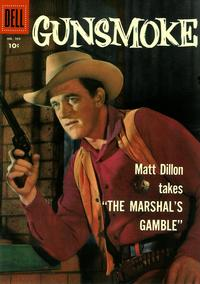 Cover for Four Color (Dell, 1942 series) #769 - Gunsmoke