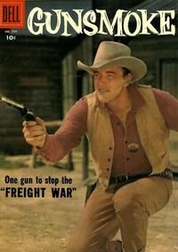 Cover Thumbnail for Four Color (Dell, 1942 series) #797 - Gunsmoke