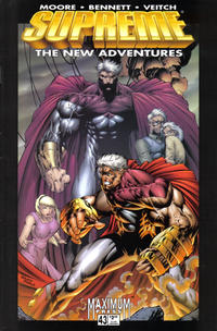 Cover Thumbnail for Supreme: The New Adventures (Maximum Press, 1996 series) #43