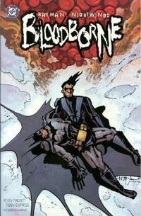 Cover Thumbnail for Batman / Nightwing: Bloodborne (DC, 2002 series)