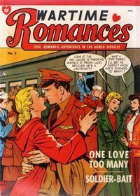 Cover Thumbnail for Wartime Romances (St. John, 1951 series) #3
