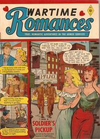 Cover Thumbnail for Wartime Romances (St. John, 1951 series) #5