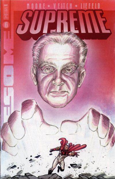 Cover for Supreme the Return (Awesome, 1999 series) #6