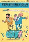 Cover for Kauka Super Serie (Gevacur, 1970 series) #38 - Gin und Fizz - Spione schiessen scharf
