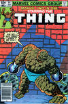 Cover Thumbnail for Marvel Two-in-One (1974 series) #91 [Newsstand]