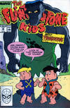 Cover for The Flintstone Kids (Marvel, 1987 series) #10 [Direct Edition]