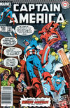 Cover for Captain America (Marvel, 1968 series) #289 [Newsstand]