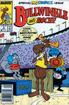 Cover for Bullwinkle and Rocky (Marvel, 1987 series) #6 [Newsstand Edition]