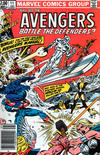 Cover for The Avengers Annual (Marvel, 1967 series) #11 [Newsstand]
