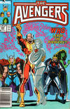 Cover Thumbnail for The Avengers (1963 series) #294 [Newsstand Edition]