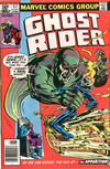 Cover Thumbnail for Ghost Rider (1973 series) #57 [Newsstand Edition]